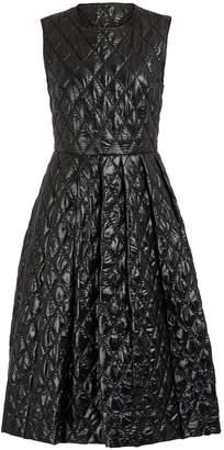 Noir Kei Ninomiya Moncler Genius 6 Moncler backless dress