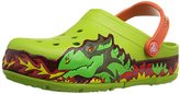 Crocs Kids' CrocsLights Fire Dragon Light-Up Clog (Infant/Toddler/Little Kid/Big Kid)