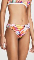 Stella McCartney Draped Classic Bikini Bottoms