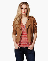 Lucky Brand Addisyn Moto Jacket
