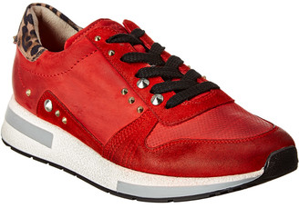 Paul Green Cruz Suede Sneaker