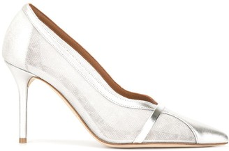 Malone Souliers Brook metallic pumps