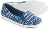 Blowfish Gillie Flats - Canvas (For Women)