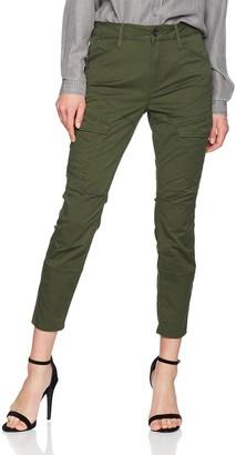 G Star Women's Rovic Mid Waist Skinny Trousers