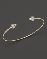 KC Designs Diamond Studded Bracelet in 14K Yellow Gold