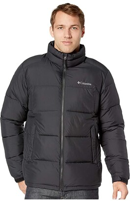 Columbia Pike Lake Jacket (Black) Men's Coat