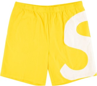 Supreme S logo shorts