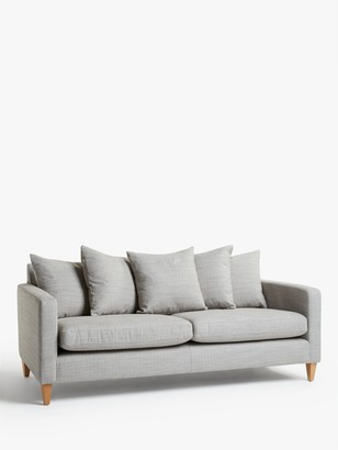 John Lewis & Partners Bailey Scatter Back Large 3 Seater Sofa