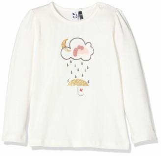 3 Pommes Baby Girls' 3p10032 Tee-Shirt Ml T