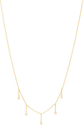 Gorjana Eloise Dangle Necklace