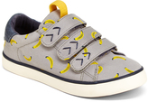 Hanna Andersson Light Gray Marcus Sneaker - Toddler & Boys