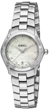 Ebel Women's 9953Q21/99450 Classic Sport Diamond Dial Watch
