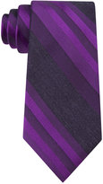 Calvin Klein Men's High Voltage Stripe Tie