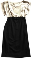 Antonio Berardi Black Silk Dress for Women