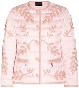Emporio Armani Floral Patterned Jacket