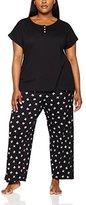Evans Women's Butterfly Pyjama Sets