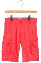 Tartine et Chocolat Boys' Knee-Length Cargo Shorts w/ Tags