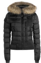 Parajumpers Skimaster Down Jacket with Fur-Trimmed Hood