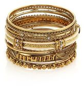 ABS by Allen Schwartz 11-Piece Mixed Bangle Set