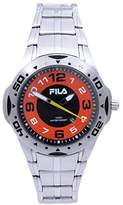 Fila men's Quartz Watch Analogue Display and Stainless Steel Strap 645221