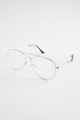 Indigo Aviator Blue Light Glasses
