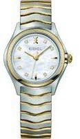 Ebel Ladies New Wave Diamond Watch 1216197