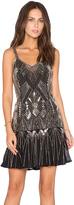 Parker Devany Embellished Dress