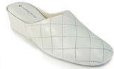 Jacques Levine #10301 - Quilted Slipper