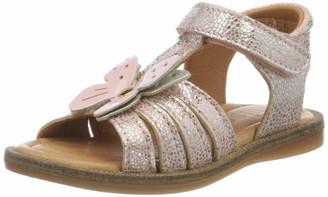 Bisgaard Girls Bea T-Bar Sandals