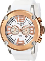 Mulco Men's MW2-6263-016 Analog Display Japanese Quartz Watch