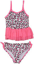 Betsey Johnson Girls' 2Pc Swimsuit