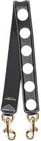 Dolce & Gabbana polka dot bag strap - women - Calf Leather - One Size