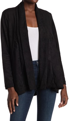 Liverpool Jeans Co Shawl Double Front Cardigan