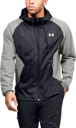 Under Armour Men's UA Stretch Woven Full Zip Jacket
