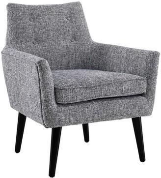 Linon Riley Black Chair