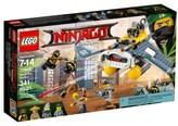 Lego Infant Boy's The Ninjago Movie(TM) Manta Ray Bomber Play Set - 70609