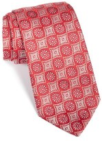 BOSS Men's Medallion Silk Tie