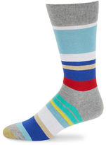 Gold Toe Goldtoe Striped Crew Socks