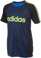 adidas Short Sleeve T-Shirt-Preschool Boys
