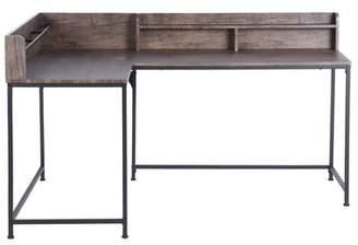 AINGOO L Shaped Desk Home Office Desk With Corner Computer Desk Pc Table Workstation AINGOO