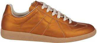 Maison Margiela Sneakers Replica In Pelle Dorata