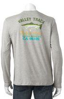 "Caribbean Joe Men's Valley Track Fishing Tackle"" Tee"