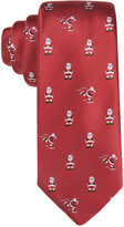 Club Room Men's Ice Skating Santa Tie, Only at Macy's