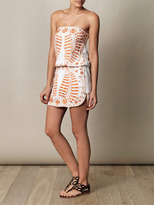 Melissa Odabash Kara bandeau dress