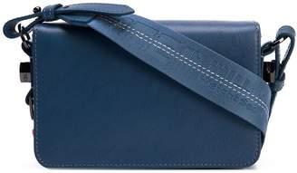 Off-White flap mini bag