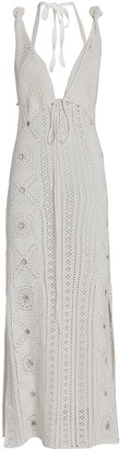 Jonathan Simkhai Remi Crochet Cotton Dress