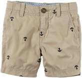 Carter's Shorts (Toddler/Kid) - Khaki-3T