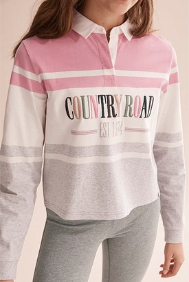 Country Road Teen Stripe Multi Rugby