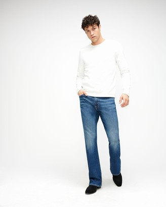7 For All Mankind 080 Modern Bootcut in New York Dark