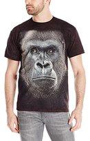 The Mountain Big Face Low Gorilla USA T-Shirt